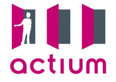 Actium, Assen